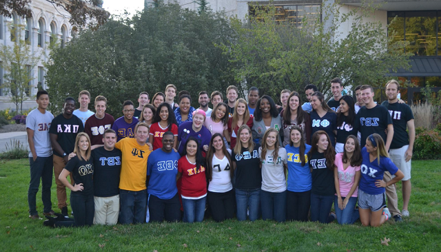 Fraternity and Sorority Life photo